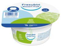 FRESUBIN DESSERT FRUIT, 125 g x 4 à BIGANOS