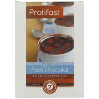 PROTIFAST FLAN CHOCOLAT, bt 7 à BIGANOS
