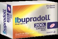 IBUPRADOLL 200 mg, capsule molle à BIGANOS