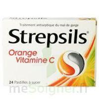 Strepsils Orange Vitamine C, Pastille à BIGANOS