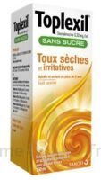 TOPLEXIL 0,33 mg/ml sans sucre solution buvable 150ml à BIGANOS