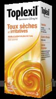 TOPLEXIL 0,33 mg/ml, sirop 150ml à BIGANOS