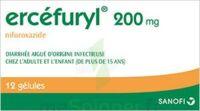 ERCEFURYL 200 mg Gélules Plq/12 à BIGANOS