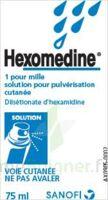 Hexomedine 1 Pour Mille, Solution Pour Pulvérisation Cutanée En Flacon Pressurisé à BIGANOS