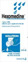 Hexomedine 1 Pour Mille S Appl Loc Fl/250ml à BIGANOS