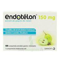 ENDOTELON 150 mg, comprimé enrobé gastro-résistant à BIGANOS