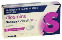 DIOSMINE SANDOZ CONSEIL 600 mg, comprimé pelliculé à BIGANOS