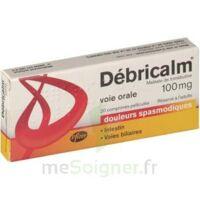 DEBRICALM 100 mg, comprimé pelliculé à BIGANOS