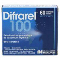Difrarel 100 Mg, Comprimé Enrobé 6plq/10 à BIGANOS