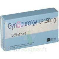 GYNOPURA L.P. 150 mg, ovule à libération prolongée Plq/2 à BIGANOS
