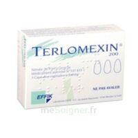TERLOMEXIN 200 mg, capsule molle vaginale à BIGANOS