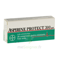 ASPIRINE PROTECT 300 mg, comprimé gastro-résistant à BIGANOS