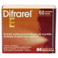 DIFRAREL E, comprimé enrobé Plq/60 à BIGANOS