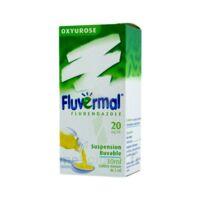 Fluvermal 2 % Susp Buv Fl/30ml à BIGANOS