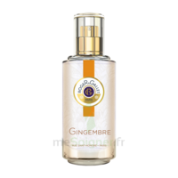 Gingembre Eau fraiche parfumee Contenance : 50ml à BIGANOS