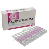 DACRYOSERUM Solution pour lavage ophtalmique en récipient unidose 20Unidoses/5ml à BIGANOS