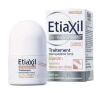 ETIAXIL Dé transpirant Aisselles CONFORT+ Peaux Sensibles à BIGANOS