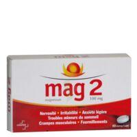 MAG 2 100 mg, comprimé  B/120 à BIGANOS