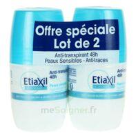 ETIAXIL DEO 48H ROLL-ON LOT 2 à BIGANOS
