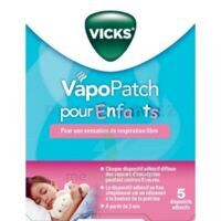VICKS VAPOPATCH ENFANTS à BIGANOS