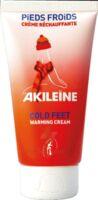Akileïne Crème réchauffement pieds froids 75ml à BIGANOS
