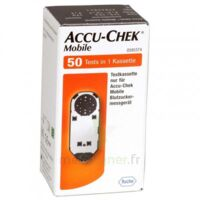 Accu-chek Mobile à BIGANOS