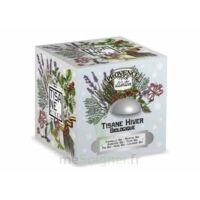 Tisane Be Cube Hiver Bio à BIGANOS