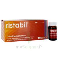 Ristabil Anti-fatigue Reconstituant Naturel B/10 à BIGANOS