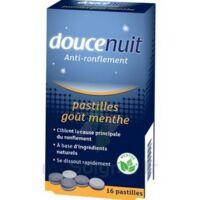 DOUCENUIT ANTIRONFLEMENT PASTILLES à la menthe, bt 16 à BIGANOS