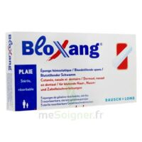 BLOXANG Eponge de gélatine stérile hémostatique B/5 à BIGANOS