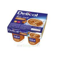 DELICAL RIZ AU LAIT Nutriment caramel pointe de sel 4Pots/200g à BIGANOS