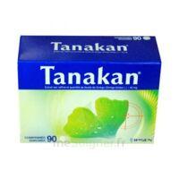 TANAKAN 40 mg, comprimé enrobé PVC/alu/90 à BIGANOS