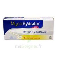 MYCOHYDRALIN 500 mg, comprimé vaginal à BIGANOS