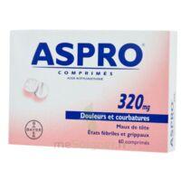 ASPRO 320 mg, comprimé à BIGANOS