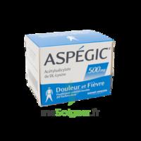 Aspegic 500 Mg, Poudre Pour Solution Buvable En Sachet-dose 20 à BIGANOS