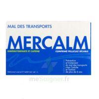 MERCALM, comprimé pelliculé sécable à BIGANOS