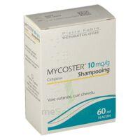 MYCOSTER 10 mg/g, shampooing à BIGANOS
