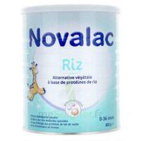 Novalac Riz Lait en poudre 800g à BIGANOS