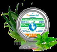 Puressentiel Respiratoire Gommes Menthe-Eucalyptus Respiratoire - 45 g à BIGANOS