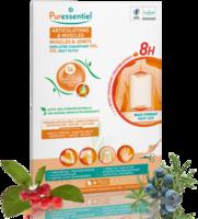 Puressentiel Articulations et Muscles Emplâtre chauffant 14 huiles essentielles XXL à BIGANOS