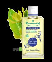 Puressentiel Bien-être Huile de massage BIO** Eveil des sens - Ylang Ylang - Gingembre - 100 ml à BIGANOS