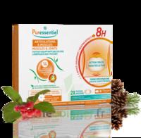 Puressentiel Articulations & Muscles Patchs Chauffants Articulations & Muscles Aux 14 Huiles Essentielles Bas Du Dos - 2 Patchs à BIGANOS
