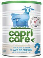 CAPRICARE 2EME AGE Lait poudre de chèvre entier 800g à BIGANOS