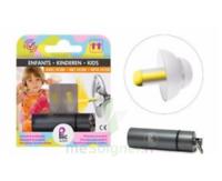 PLIC AUDIO Bouchon d'oreille avec filtre enfants  à BIGANOS