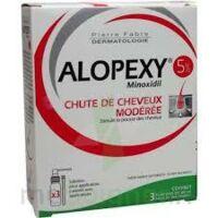 ALOPEXY 50 mg/ml S appl cut 3Fl/60ml à BIGANOS