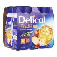 DELICAL BOISSON FRUITEE Nutriment pomme 4Bouteilles/200ml à BIGANOS