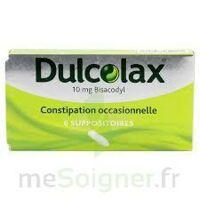 DULCOLAX 10 mg, suppositoire à BIGANOS