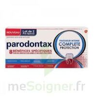 Parodontax Complete protection dentifrice lot de 2 à BIGANOS