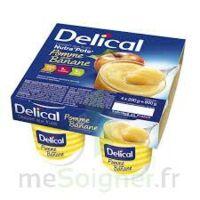 DELICAL NUTRA'POTE DESSERT AUX FRUITS, 200 g x 4 à BIGANOS