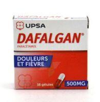 DAFALGAN 500 mg Gélules 2plq/8 (16) à BIGANOS